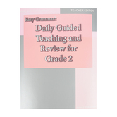 Daily Guided Teaching and Review Grade 2 Teacher