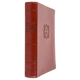 NASB 95, Reference Bible, Super Giant Print, Imitation Leather, Multiple Colors Available