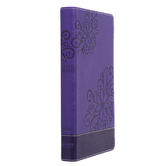 NIV Bible for Kids, Thinline, Duo-Tone, Violet