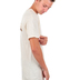Red Letter 9, Gone To See Dad, Men's Short Sleeve T-Shirt, Cream, 3X-Large