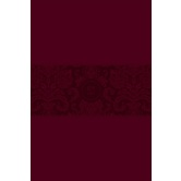 TPT The New Testament: 2nd Edition, Large Print, Duo-Tone, Burgundy