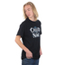 NOTW, Called By Name, Men's Short Sleeve T-shirt, Black Heather, Small
