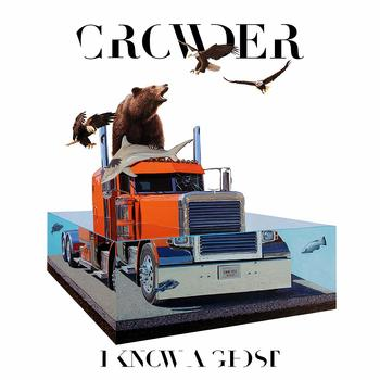 I Know a Ghost, by Crowder, CD