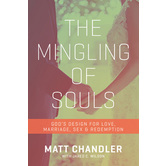 The Mingling of Souls: God's Design for Love, Marriage, Sex, and Redemption, by Matt Chandler