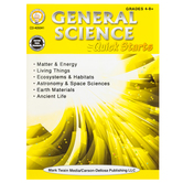 Carson-Dellosa, General Science Quick Starts Workbook, 64 Pages, Grades 4 and up