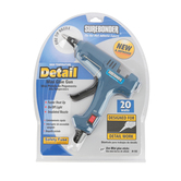 Surebonder, Plus Series Detail Mini Glue Gun, Blue