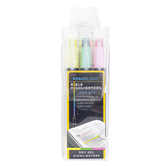 Salt & Light, Dry Gel Bible Highlighters, Yellow, Pink, and Green, 1 Each of 3 Colors