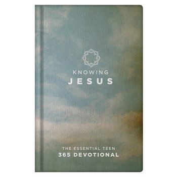 Knowing Jesus: The Essential Teen 365 Devotional, by B&H Kids