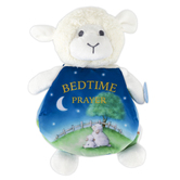 Ebba, Bedtime Prayer Plush Lamb with Book, Story Pals, 9 inches