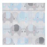 Brother Sister Design Studio, Welcome Little One Large Napkins, 6 1/2 x 6 1/2 Inches, Pack of 25