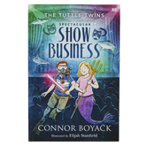 The Tuttle Twins and Their Spectacular Show Business, Book 8, Paperback, 57 Pages, Grades K-6