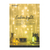 Merkury Innovations, Warm White LED Curtain Lights, White and Clear, 3 1/2 x 5 feet