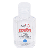 360 Bio-Lab, Advanced Hand Sanitizer, Clear, 2 ounces