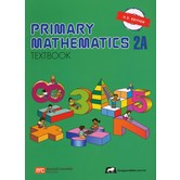 Singapore Math, Primary Math Textbook 2A, U.S. Edition, Paperback, 112 Pages, Grades 2-3
