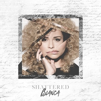 Shattered, by Blanca, CD