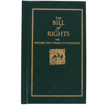 Little Books of Wisdom, Bill of Rights Handbook, Hard Cover, 56 Pages, Grades 7-Adult