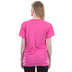 Gardenfire, Mark 10:9, Wifey for Lifey, Women's Short Sleeve T-Shirt, Heliconia Heather, Small