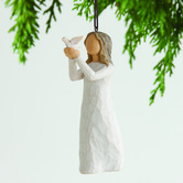 Willow Tree, Soar Figurine Ornament, Resin, 4 1/2 inches