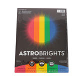 Neenah, Astrobright, Primary Assorted Paper, 100 pack
