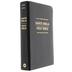 NVI NIV Spanish-English Parallel Bilingual Bible, Imitation Leather, Black
