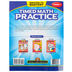 Teacher Created Resources, Minutes to Mastery Timed Math Practice Grade 1, Paperback, 112 Pages
