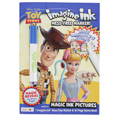 Bendon Publishing, Toy Story 4 Imagine Ink Coloring Book, 16 Pages