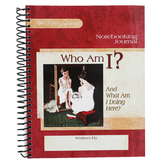 Apologia, Who Am I Regular Notebooking Journal, Spiral, Grades 4-8