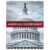 BJU Press, American Government Student Textbook, 4th Edition, Paperback, 496 Pages, Grade 12