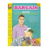Remedia Publications, Life Skills Series Bargain Math, Reproducible Paperback, Grades 6-12