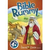 David C. Cook, Bible Rummy Card Game, Ages 4 Years and Older, 2 or More Players