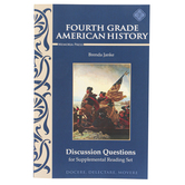 Memoria Press Discussion Questions for American Studies Supplemental Reading Set, Grade 4