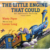 The Little Engine That Could, by Watty Piper, Board Book