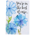 DaySpring, God Cares For You Care and Concern Boxed Cards, 12 Cards with Envelopes