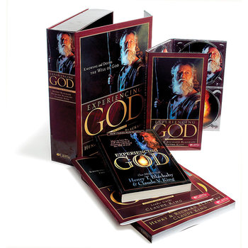 Experiencing God Leader Kit: Knowing & Doing the Will of God, by Henry Blackaby & Claude King, Kit