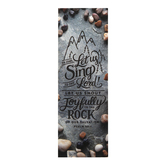Salt & Light, Psalm 95:1 Let Us Sing Bookmarks, 2 x 6 inches, 25 Bookmarks