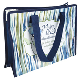 CTA, Inc., Mujer de Dios Spanish Tote Bag, 14 x 10 x 4 3/4 inches