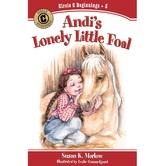 Andis Lonely Little Foal, Circle C Beginnings Series, by Susan K. Marlow & Leslie Gammelgaard