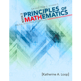 Master Books, Principles of Mathematics Book 2, Student Textbook, Paperback, 420 Pages, Grade 8