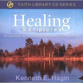 Healing Scriptures, by Kenneth E. Hagin, CD
