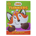 School Zone, Little Thinkers Workbook, Kindergarten, Paperback, 64 pages, Ages 5-6