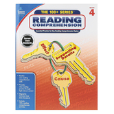 Carson Dellosa, The 100+ Series: Reading Comprehension, Grade 4