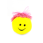 Toysmith, Moody Face Ball, Ages 5 Years and Older, 3 Inches Diameter, Assortment, 1 Piece