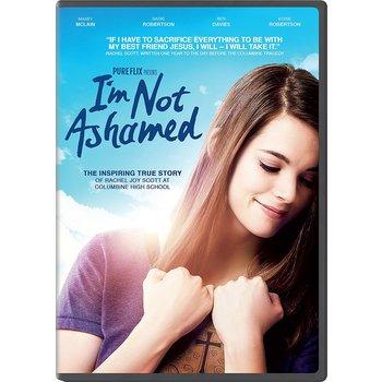 I'm Not Ashamed, DVD