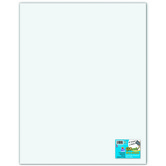 GoWrite, Dry Erase Poster Board, 22 x 28 Inches, 1 Piece