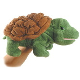 Timmer Turtle Puppet