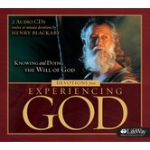 Devotions from Experiencing God, by Henry Blackaby, 2 CD Set