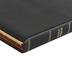 NKJV Thinline Reference Bible, Large Print, Premium Goatskin Leather, Black