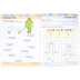 Evan-Moor, Learning Line Activity Book: Counting 1-100, 32 Pages, Grades 1-2