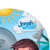 He Loves Me, Jonah and the Whale Plate, Melamine, 8 inches