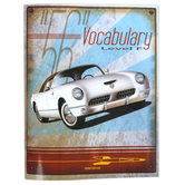 BJU Press, Vocabulary Level F Student Worktext, 3rd Edition, Paperback, 64 Pages, Grade 12